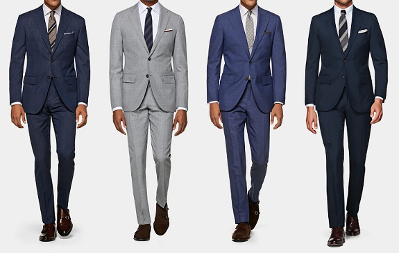 Costumes pour hommes Suitsupply