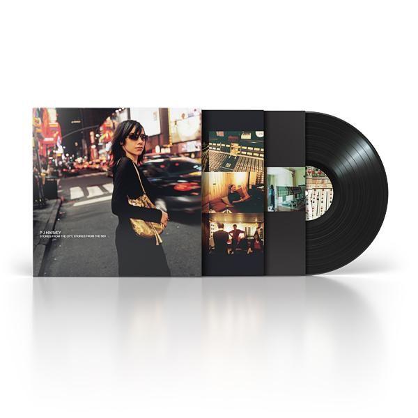 Réédition vinyle PJ Harvey's Stories From The City