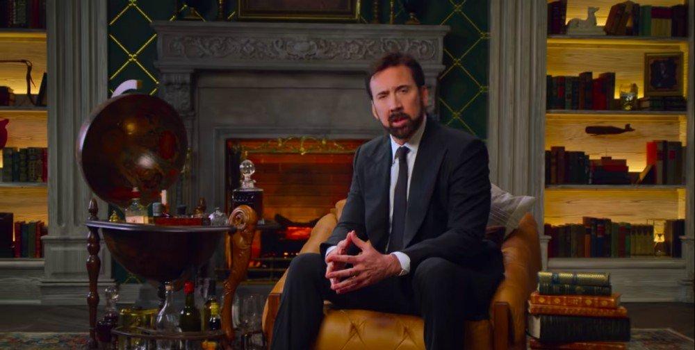 Nicholas Cage anime une série documentaire sur les jurons pour Netflix.