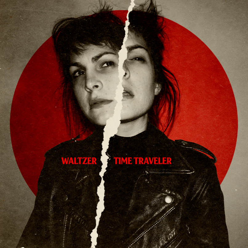 non nommé 4 Waltzer annonce son premier album Time Traveler, Share Lantern: Stream