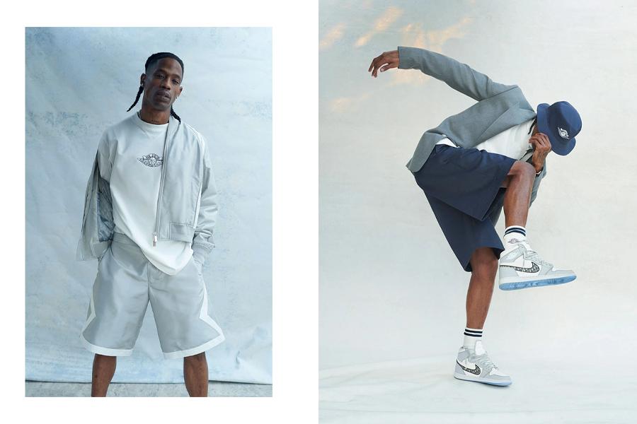 Travis Scott pour Dior Feature