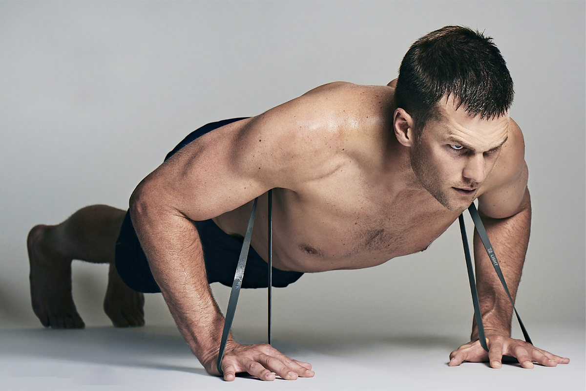 Tom Brady Workout and Diet Plan 4