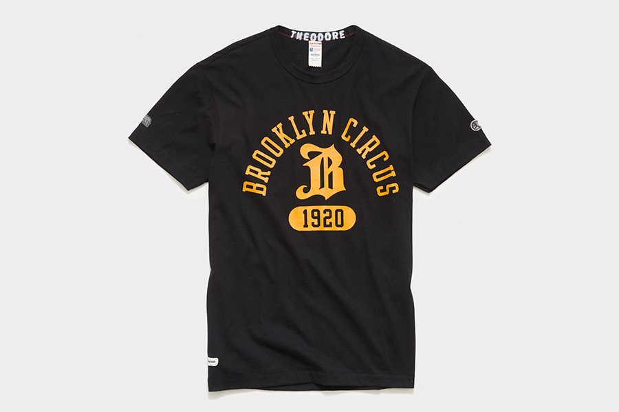 Chemise noire Todd Snyder x Brooklyn Circus