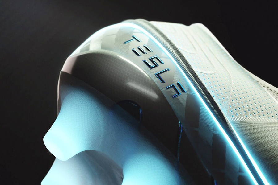 Semelle Tesla Football Shoes