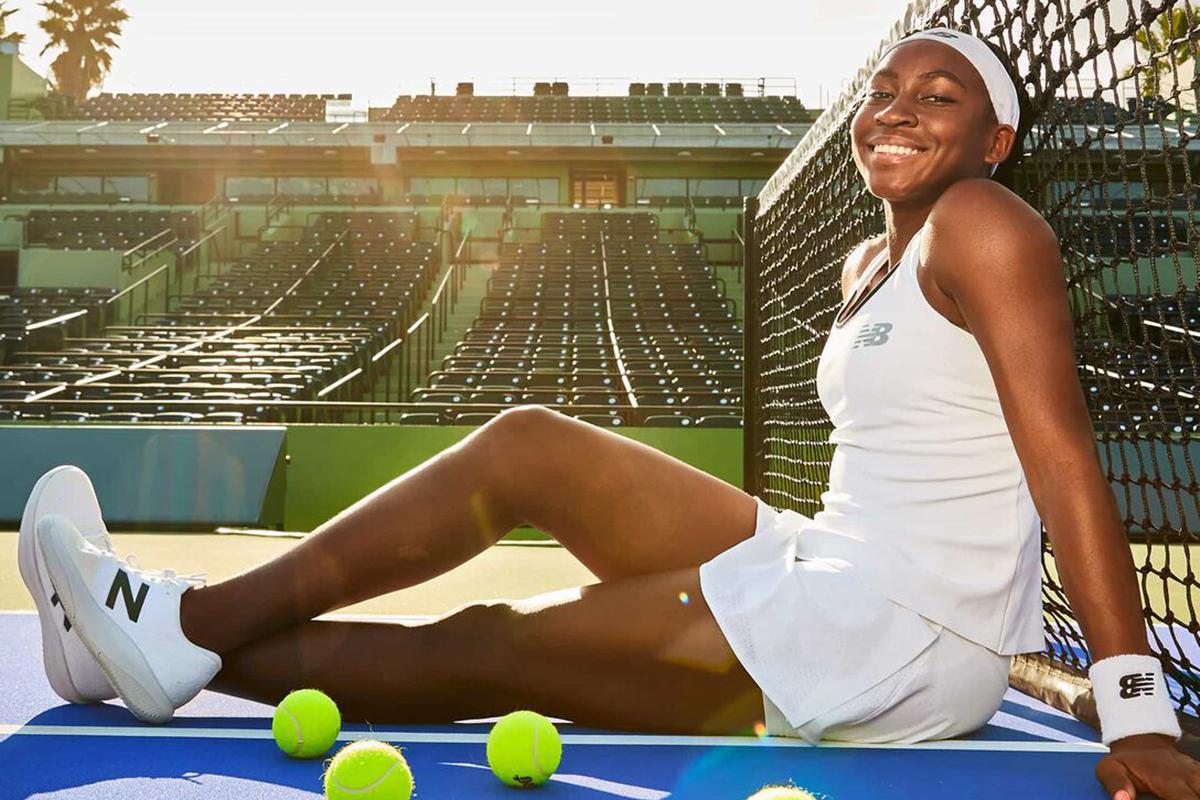 Meilleures marques de vêtements de tennis pour faire du sport sur le court New Balance