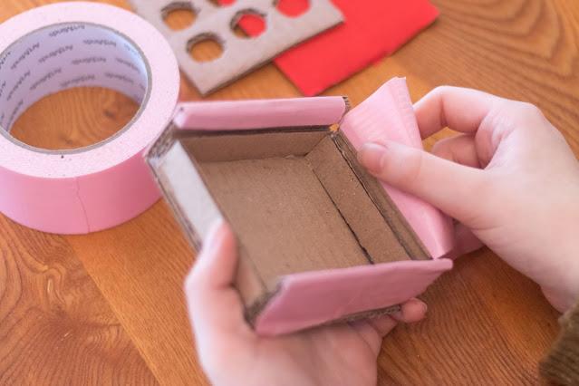 Comment faire un ensemble Tic-Tac-Toe pour la Saint-Valentin