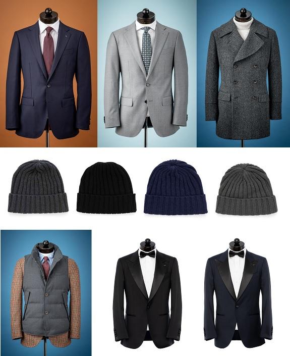 Vêtements pour hommes Spier et Mackay
