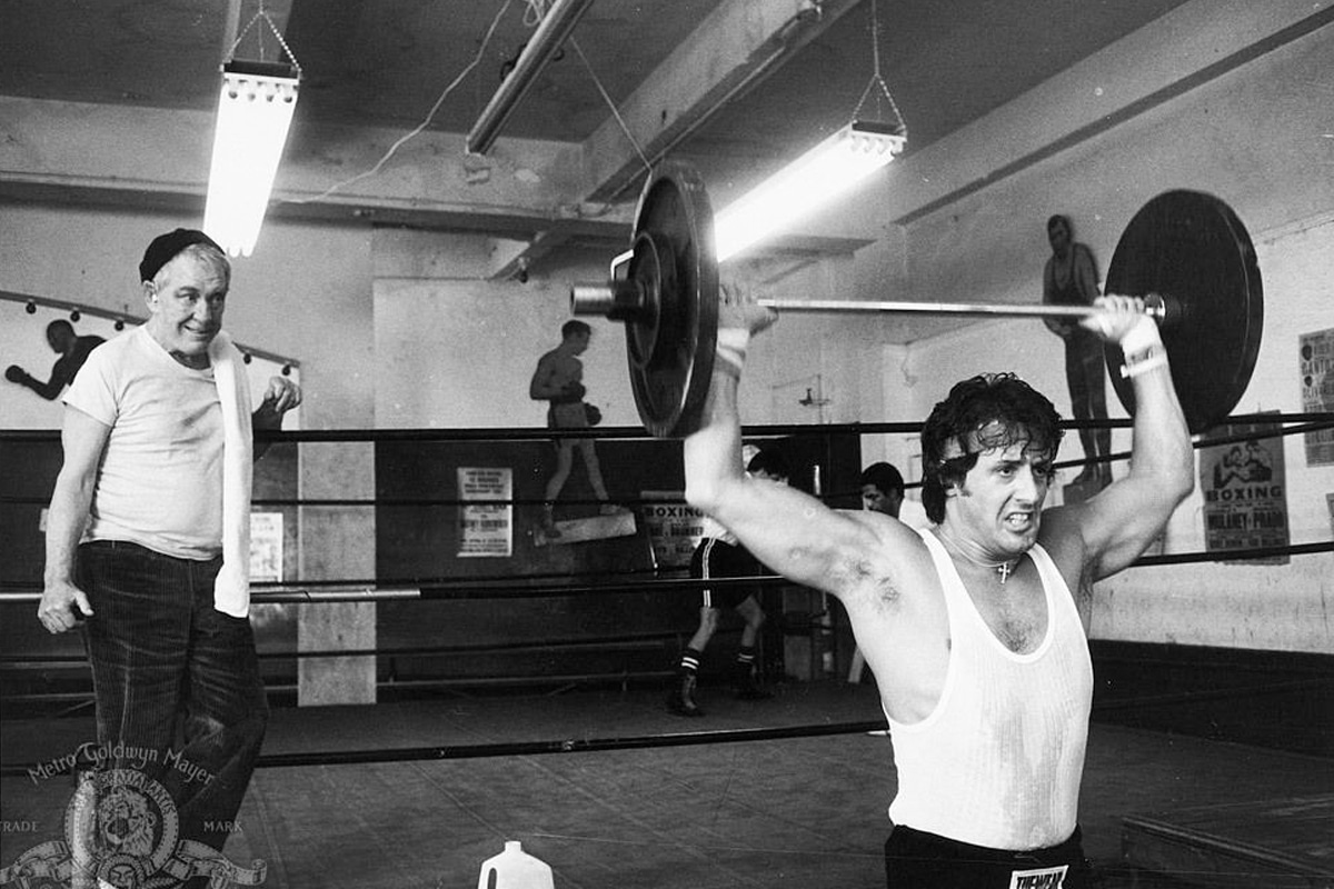 Sylvester Stallone Workout and Diet 3