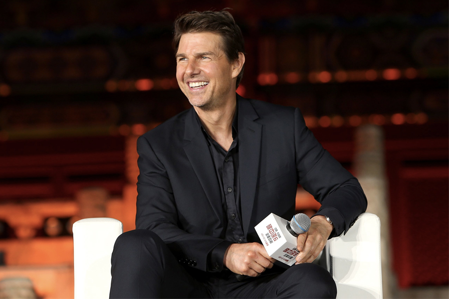 Tom Cruise Workout and Diet Plan 2