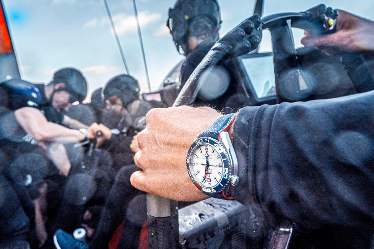 Meilleures montres America's Cup 2