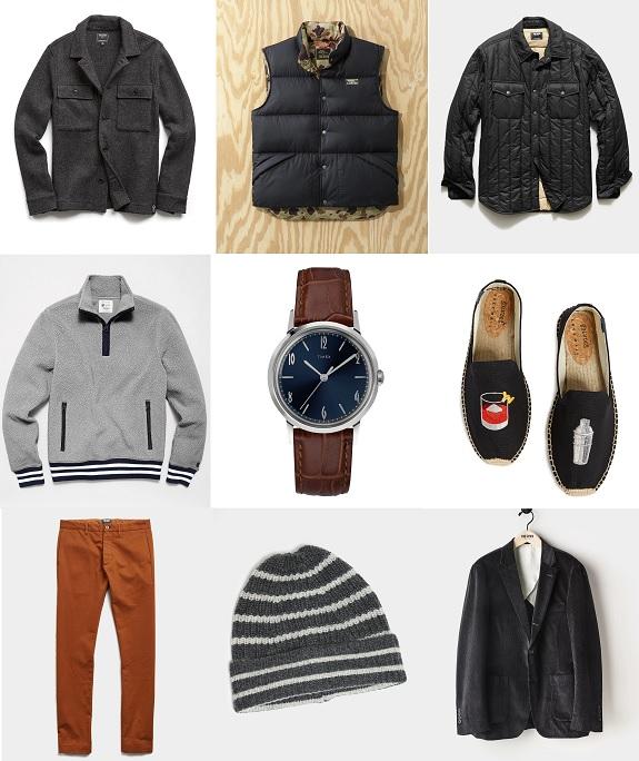 Vêtements pour hommes Todd Snyder
