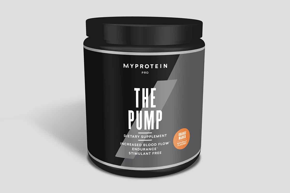 Pré-entraînement Tout ce dont vous avez besoin pour savoir Ma protéine La pompe