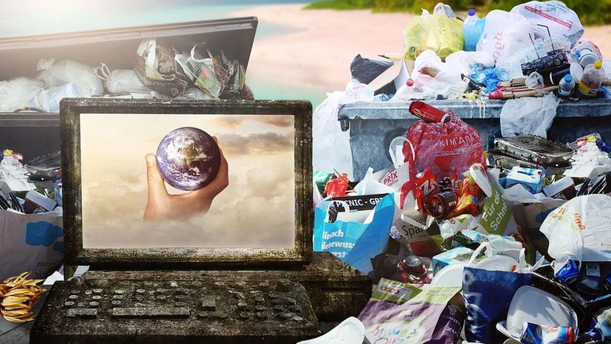 Gary Numan Changement climatique d'origine humaine