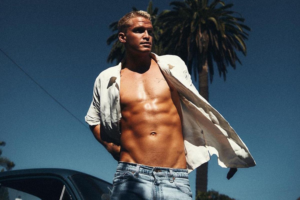 Transformation du corps de Cody Simpson 2