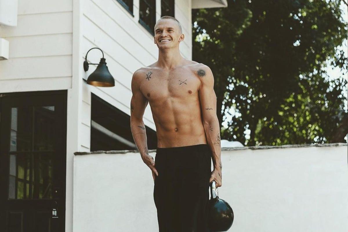 Transformation du corps de Cody Simpson 4
