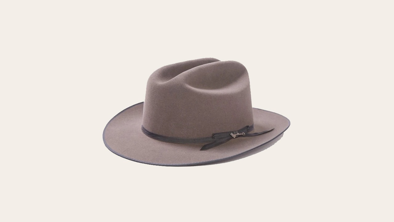 Casquette Stetson Royal Deluxe Open Road