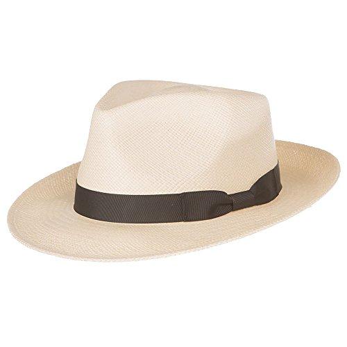Chapeau Panama rétro Stetson
