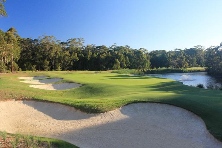 golf et country club de sydney terrey hills