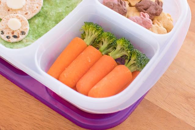 Comment préparer un déjeuner avec un lapin de Pâques