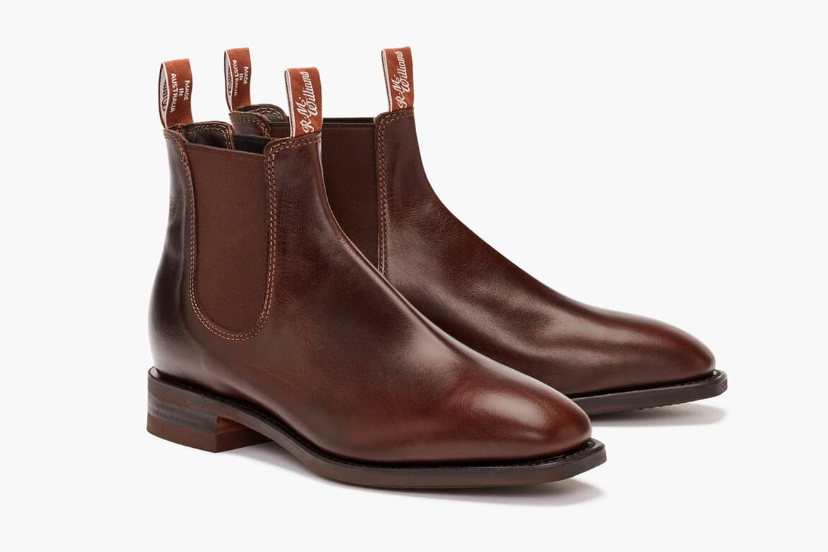 G RM Williams Automne Hiver 2021