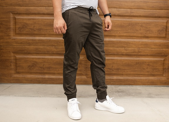 Pantalon de jogging All Day Utilty en vert olive
