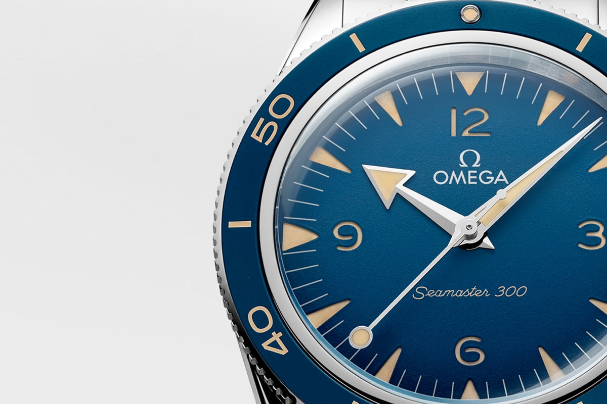 Omega Seamaster 300 3