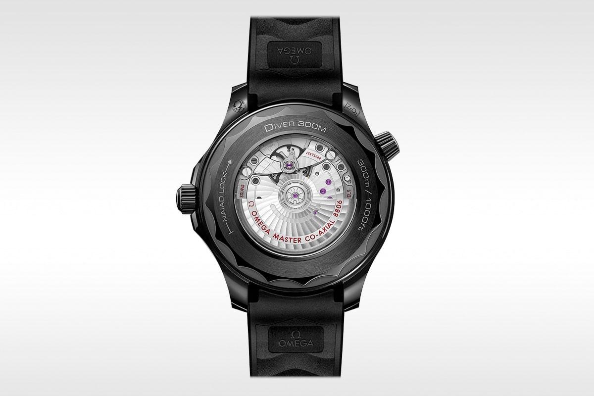 Seamaster Diver 300m noir noir 1