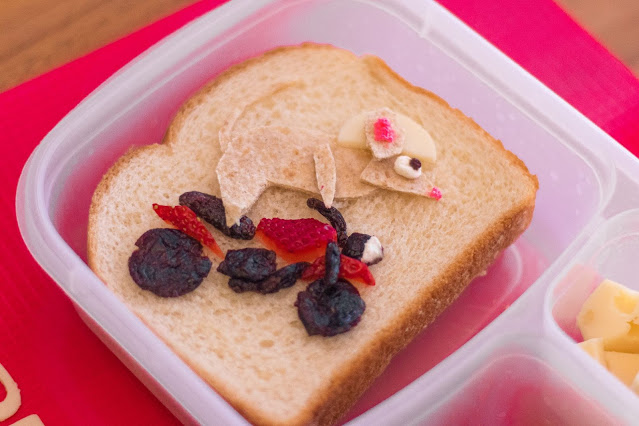 Une recette de déjeuner Beverley Cleary The Mouse and The Motorcycle Food Art