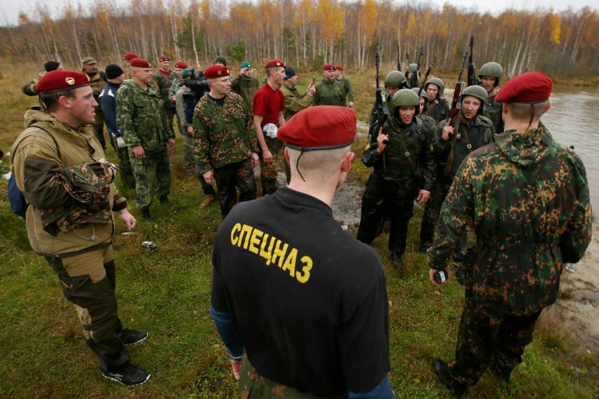 Groupe alpha russe spetsnaz 1