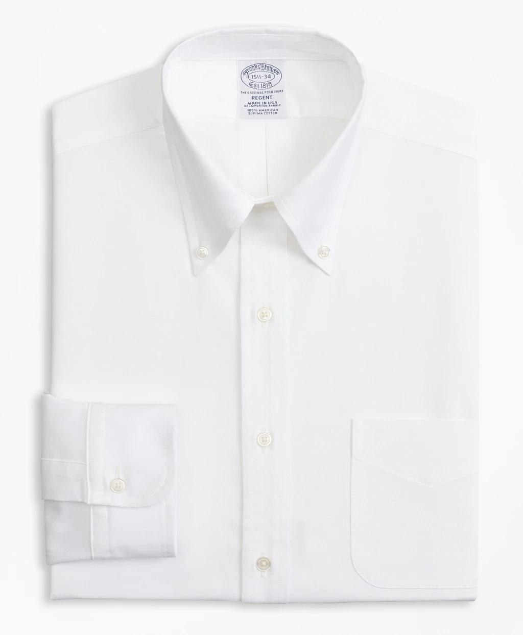Chemises Oxford Brooks Brothers