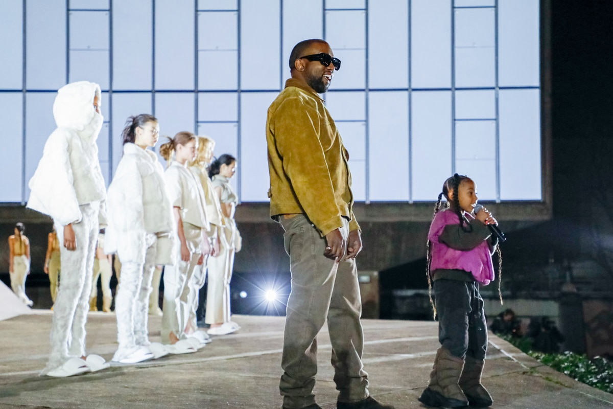 Valorisation de Kanye West Gap