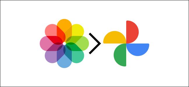 logos photos apple et photos google