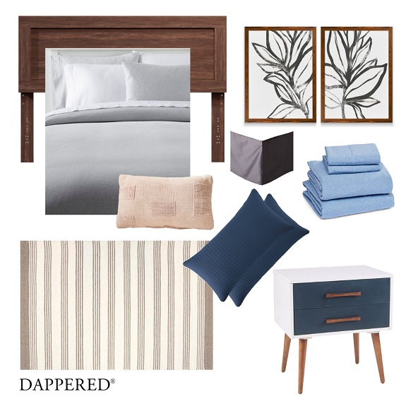 Chambre de style Dappered Space Spring 2021