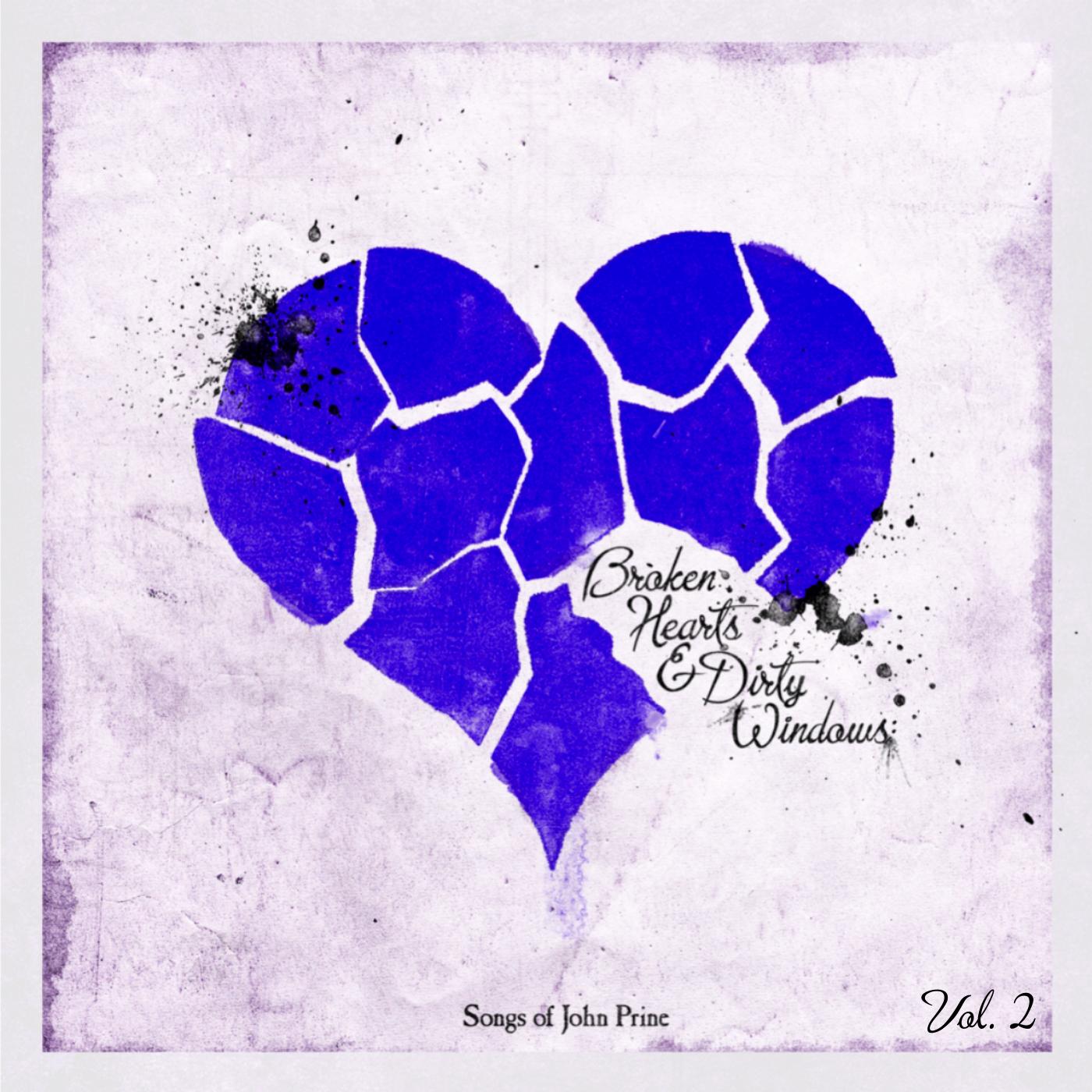 cœurs brisés vitres sales lp artwork Brandi Carlile couvre John Prines Je me souviens de tout pour un nouvel album hommage