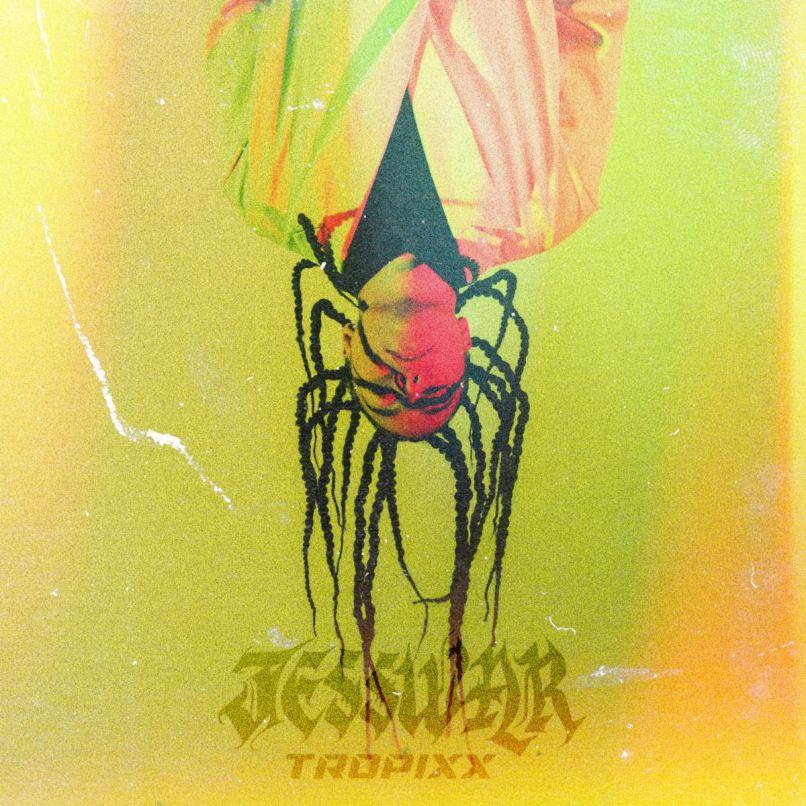 Couverture de l'oeuvre TROPIXX par Jesswar EP
