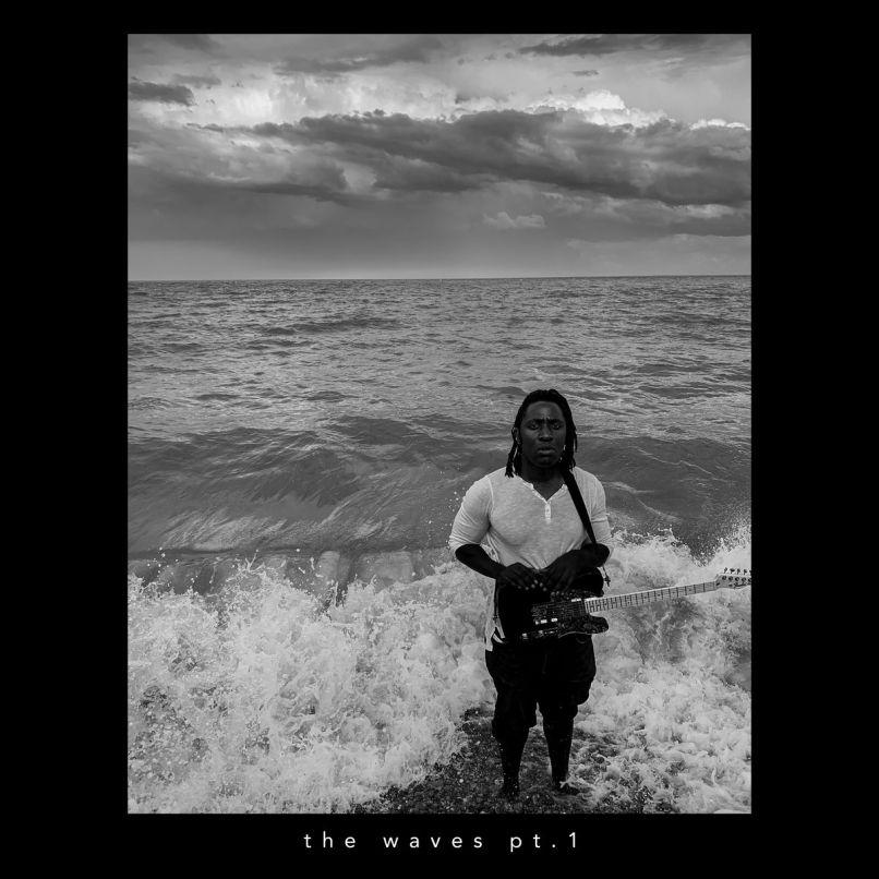 The Waves Pt.  1 par Kele art de la couverture de l'album