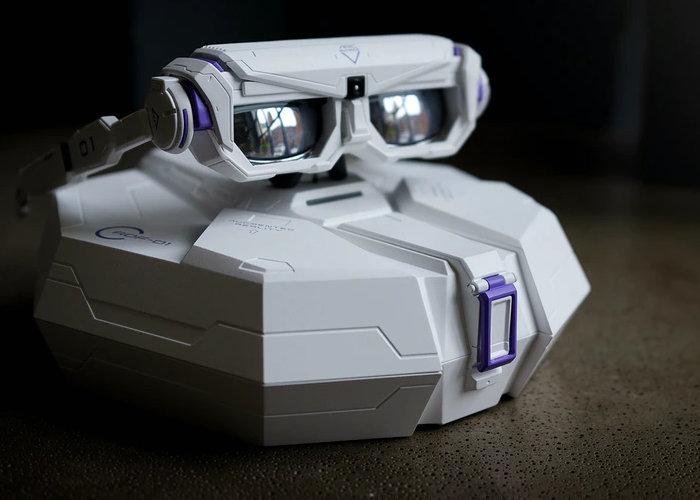 lunettes AR open source