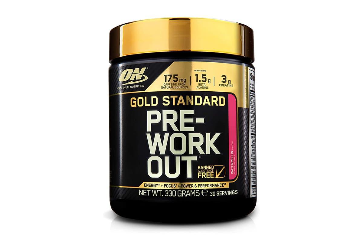Pre-Workout Tout ce que vous devez savoir Optimum Nutrition Pre Workout
