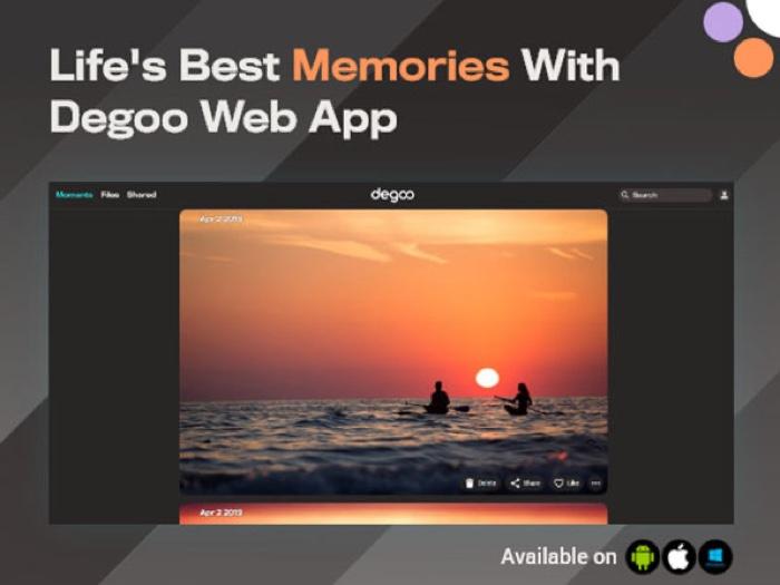 Degoo Premium