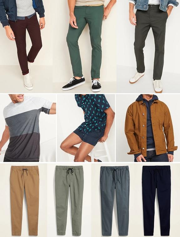 Vêtements pour hommes Old Navy