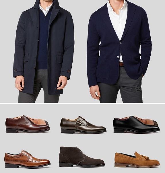 Vêtements pour hommes et chaussures Charles Tyrwhitt