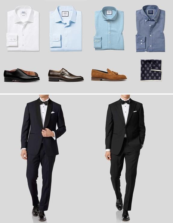 Vêtements homme Charles Tyrwhitt