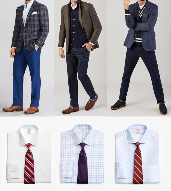 Vêtements pour hommes Brooks Brothers