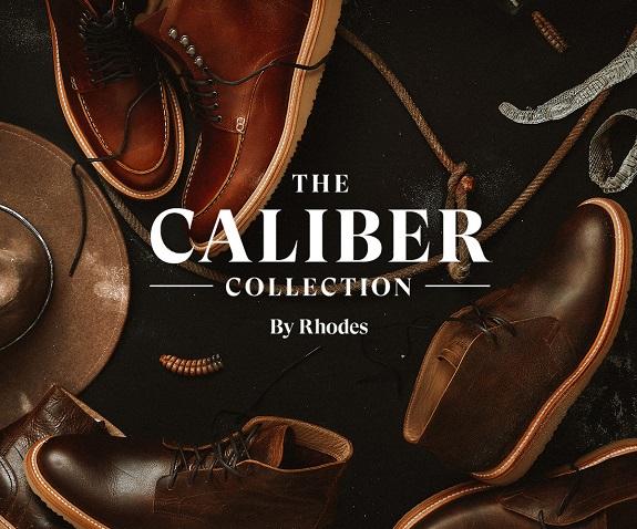 La collection de bottes homme Rhodes Calibre
