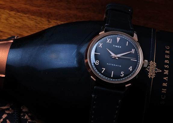 Cadran californien automatique Timex Marlin