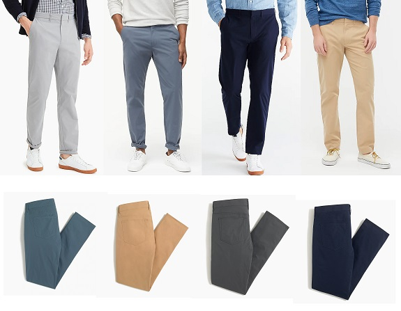 Pantalon pour homme J. Crew Factory
