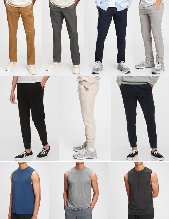 Vêtements pour hommes GAP
