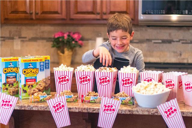 3 idées pour créer une fantastique soirée cinéma en famille