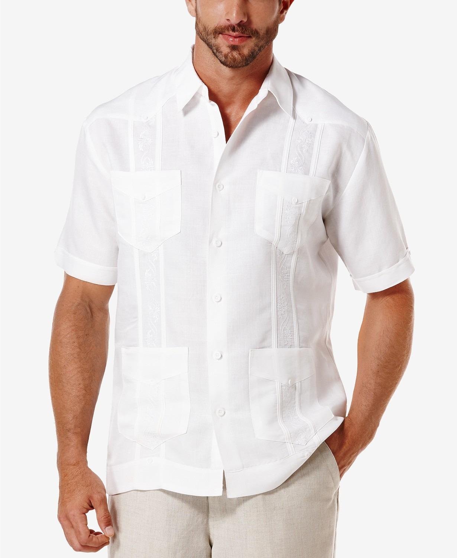 Chemise Guayabera à manches courtes Cubavera