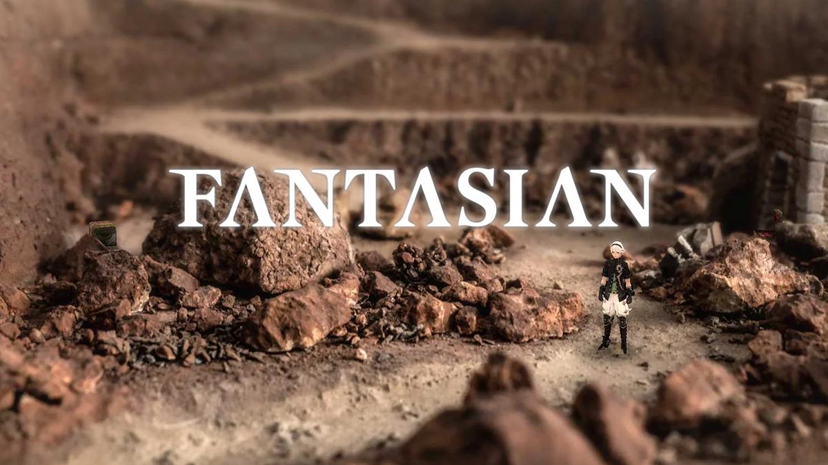 Une scène de «Fantasian».